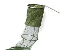 Садок рыболовный 3 метра мелкая сетка d=40 мм