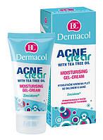 Dermacol AcneClear Moisturising Gel-Cream - Увлажняющий гель-крем для проблемной кожи