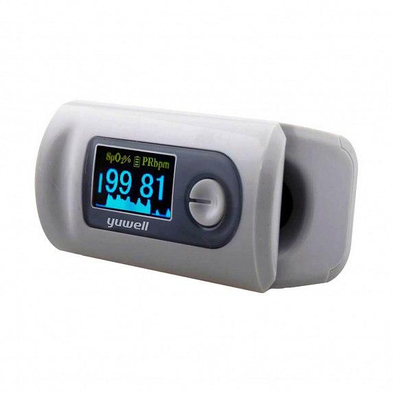 Оксиметр Yuwell Finger Pulse Oximeter YX301