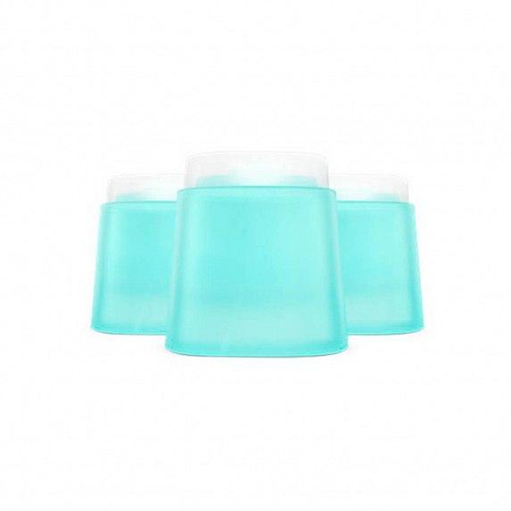 Сменный блок Xiaomi XiaoJi Foam Hand Sanitizer 250ml 3 Bottles