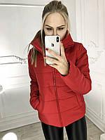Женская куртка-пуховик на молнии Канада, фото 1