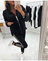 Стильная женская курточка Королевский БАРХАТ, фото 1