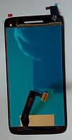 Дисплей LCD + тачскрин для Lenovo S960 Vibe X тестований