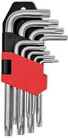 Набор имбусовых ключей TORX Cr-V 9 шт Technics (49-140) шт