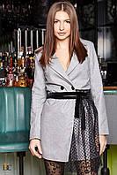 Donna-M Платье-пиджак с оригинальной драпировкой Р 2385, фото 1