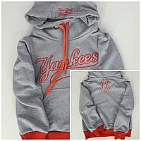 Стильный модный свитшот New York Yankees