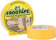 Стрічка малярна Frogtape, стрічка для малярних робіт 36 мм х 55 м жовта