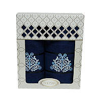 Набор полотенец Gulcan Cotton Venz Sin 50*90 см + 70*140 см