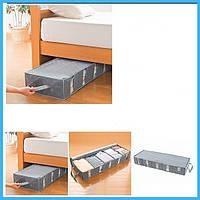 Органайзер для одежды на 5 отделений (100*30*15 см). Бамбук - Компактное хранение одежды