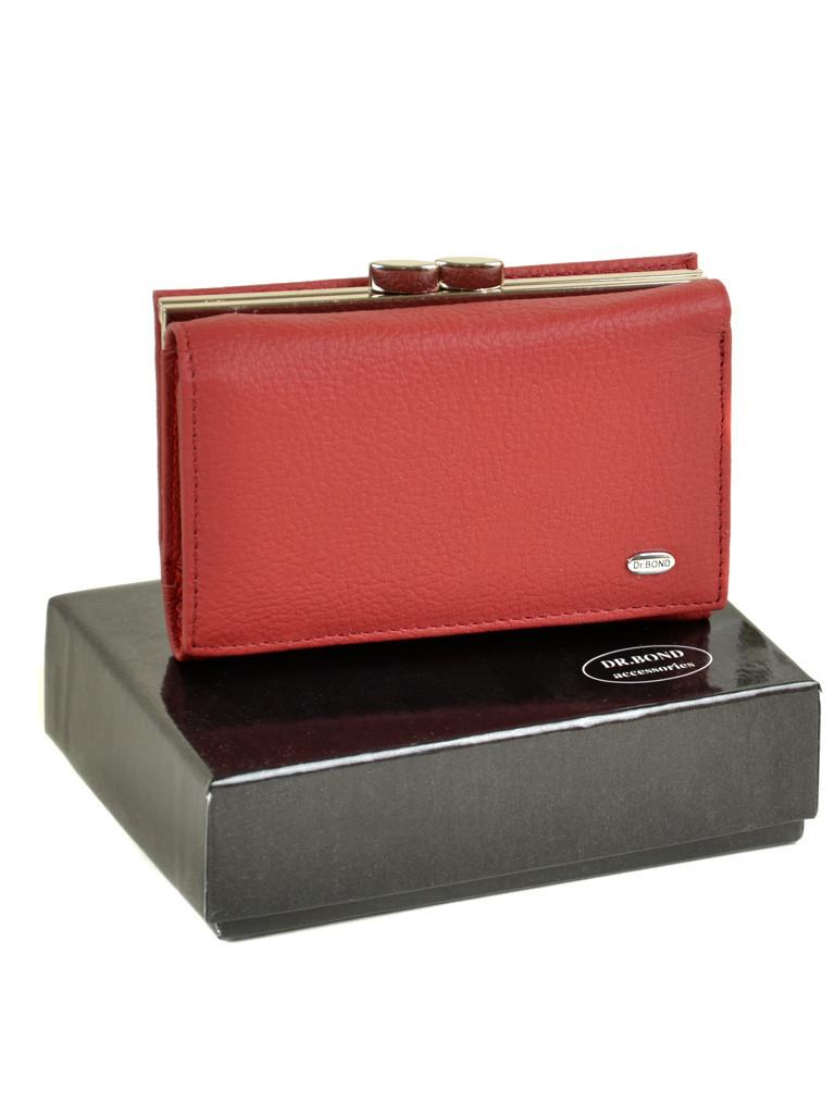 Кошелек Classic кожа DR. BOND W11-2 red, фото 1