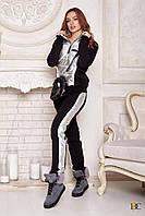 Donna-M Спортивный костюм на флисе Р 2402, фото 1