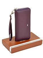 Жіночий гаманець-сумочка W38 dark-purple, фото 1