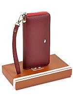 Женский кошелек-сумочка W38 date-red, фото 1
