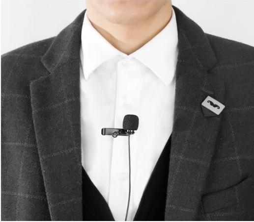 Петличные микрофоны для смартфонов