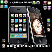 Apple iPhone 3GS 8Gb. Америка. Телефон б у в отличном состоянии.