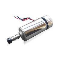 Электро шпиндель 400 Вт 12-48 В для ЧПУ фрезерного станка с воздушным охлаждением, ER11 патрон
