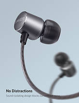 Наушники ANKER SoundBuds Verve with RC Gray, фото 3
