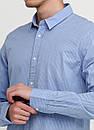 Рубашка мужская Scotch & Soda цвет голубой размер XL арт 101450-16-FWMM-D20, фото 4