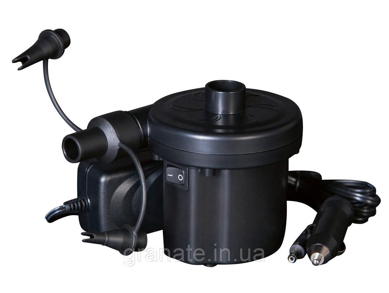Насос электрический для надувных изделий 220 V12V