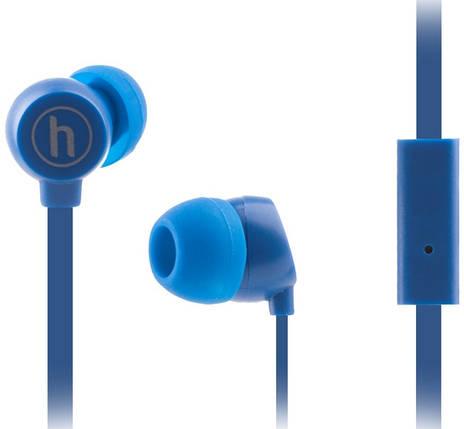 Наушники HAPOLLO HS-1010 синий, фото 2