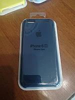 Чехол накладка Silicone Case для iPhone 6 \ 6s, №8 midnight blue