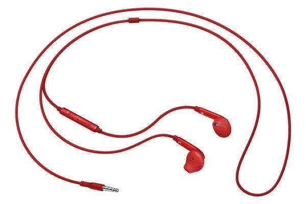 Наушники SAMSUNG EO-EG920L Красный, фото 2