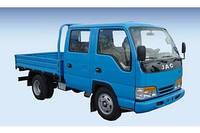 Скло лобове, бічні для Jac HFC 1020 (Вантажівка) (2003-)