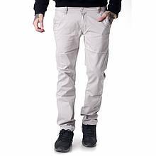 Демисезонные джинсы мужские Franco Benussi 16-094 бежевые