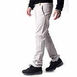 Демисезонные джинсы мужские Franco Benussi 16-094 бежевые, фото 2