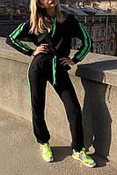 Стильный женский  спортивный костюм. Новинка этого сезона, фото 1