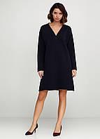 ce02d105204 Платье женское Maison Scotch цвет темно-синий размер 3 4 арт 134122-16