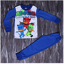 Детская пижама для мальчика Макси 86/128