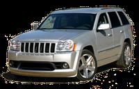 Скло лобове, заднє, бокові для Jeep Grand Cherokee (Позашляховик) (2005-2010)