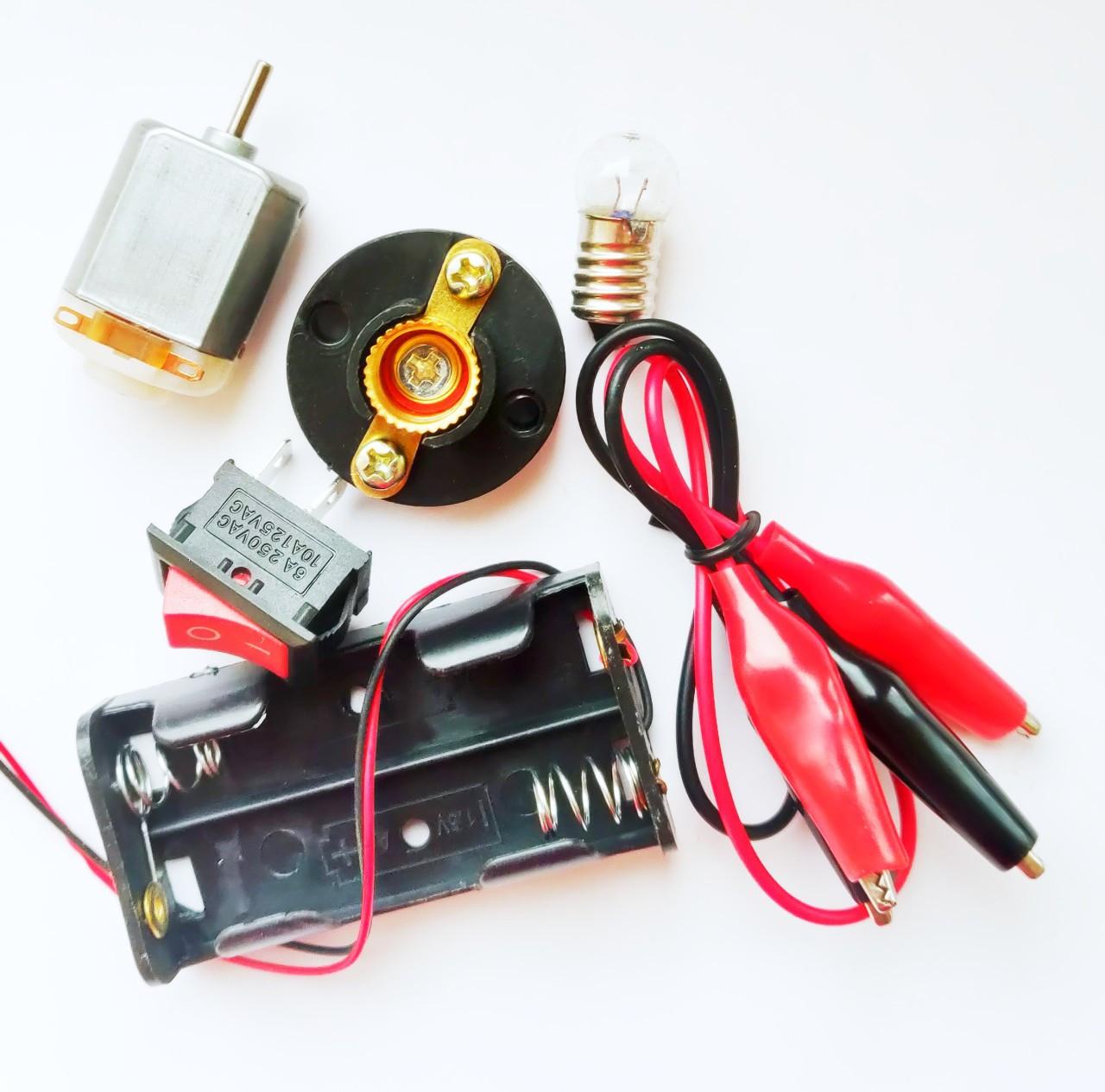 Электронный конструктор 6 в 1