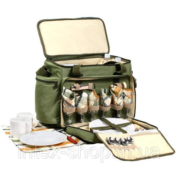 Набор для пикника на 6 персон HB6-520