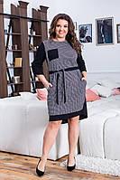 Нарядное женское платье ,размеры :48,50,52,54., фото 1