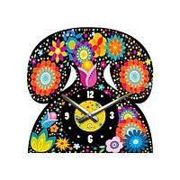 Часы настенные Телефон-фантазия