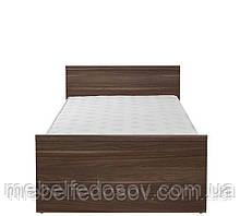 Кровать односпальная LOZ 90  Опен (Гербор /Gerbor) 950х2050х445/665мм