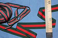 4 см.(широкая) Резинка. Зеленая №1097, фото 1