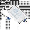 Мочеприемник «ВОЛЕС» 750 мл с обычным краном