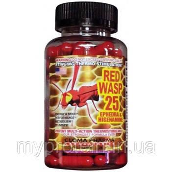 Cloma Pharma Жиросжигатель красный муравей Red Wasp 25 (75 caps)