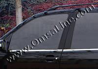 Окантовка стёкол Mercedes ML klass W164 (4 шт)