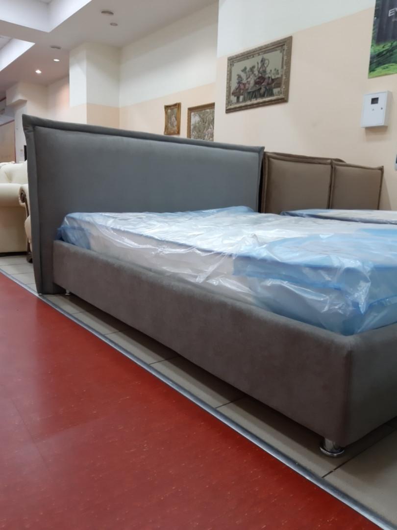"""Кровать """"Домовенок-Арт"""" 160х200 модель  Envelope-1 (подъемный мех)"""