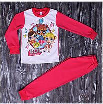 Детская пижама для девочек Лол-2 116/146