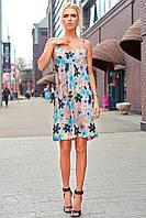 Donna-M Платье - комбинация Мариса (бежевый) 120054, фото 1