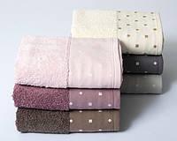 Полотенце махровое для лица Cestepe - Inci cotton 50*90