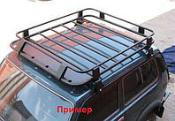 Багажник Lada Niva 2121 (без сетки)