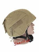 Чехол  для шлема (кавер) MIL-TEC MT-PLUS COYOTE, 16671505