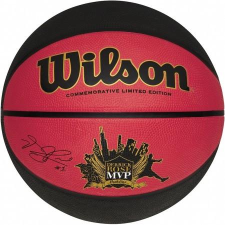 Мяч баскетбольный Wilson Derrick Rose MVP р. 7 (WTB1601XB)