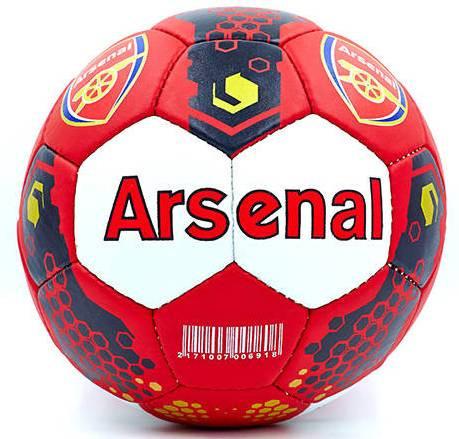 М'яч футбольний Arsenal FB-0047-5102